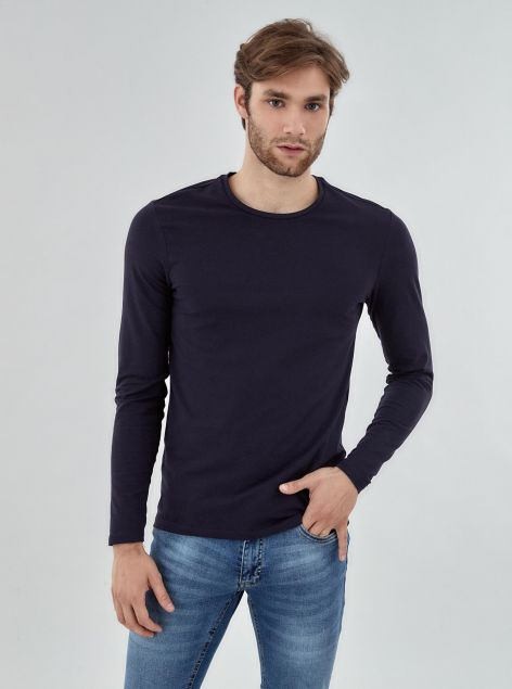 T-Shirt paricollo
