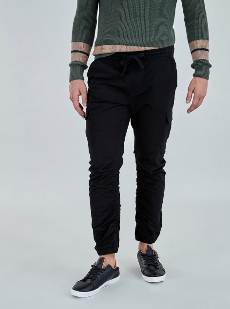 Pantaloni Jogging Fit