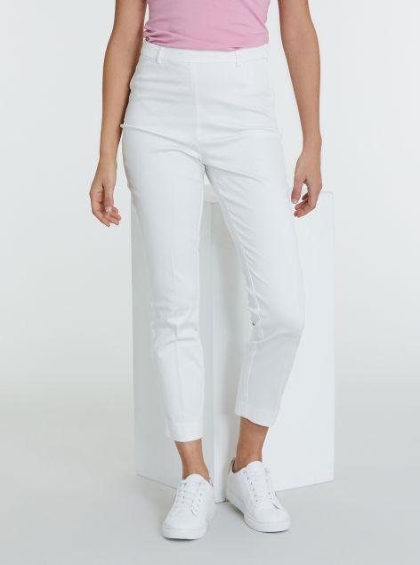 Pantaloni taglio sartoriale