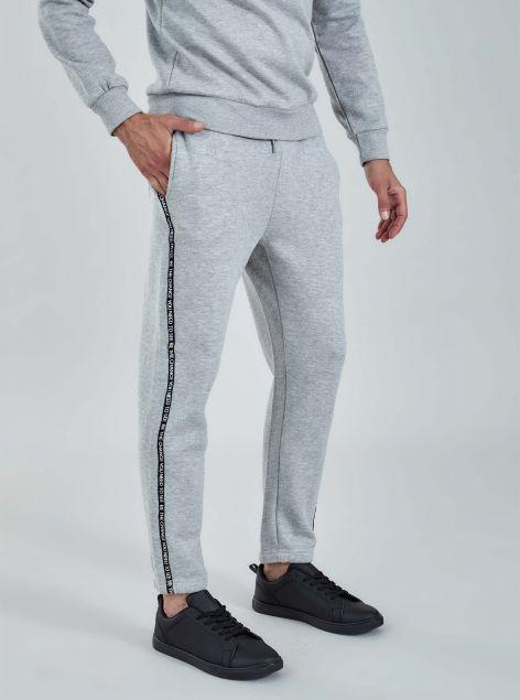 Panta-Fitness con bande laterali