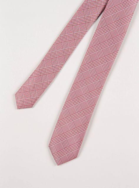 Cravatta in satin