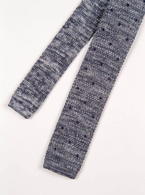 Cravatta strutturata