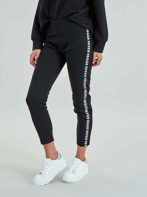 Leggings con stampa