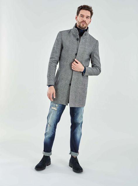 Cappotto strutturato