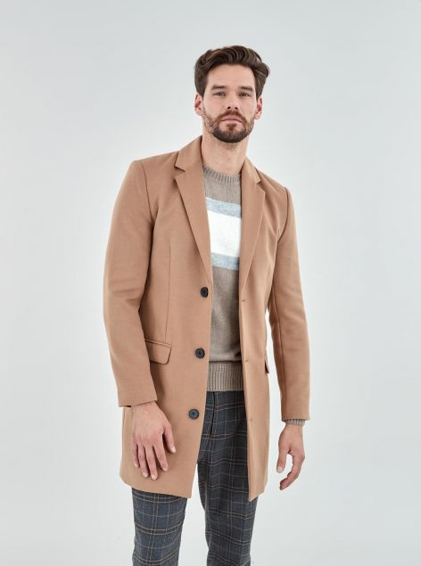Cappotto 3 bottoni