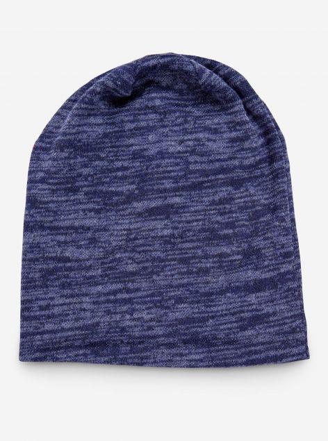 Cappello tessuto fiammato