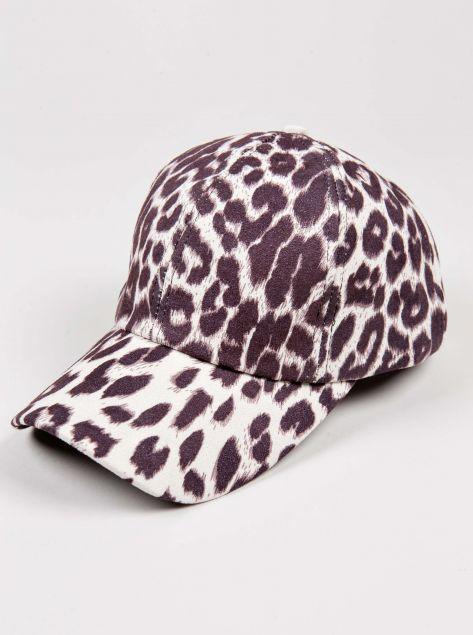 Cappello animalier