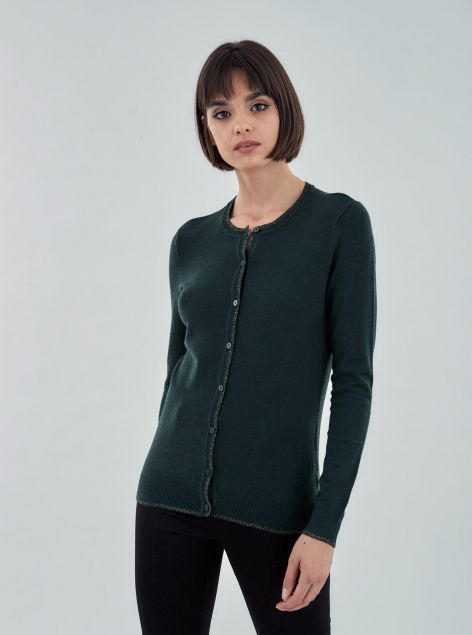 Cardigan  in lurex