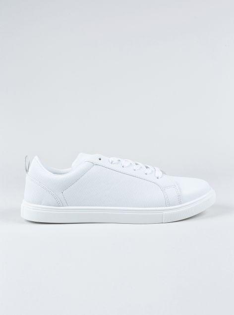 Sneakers strutturata