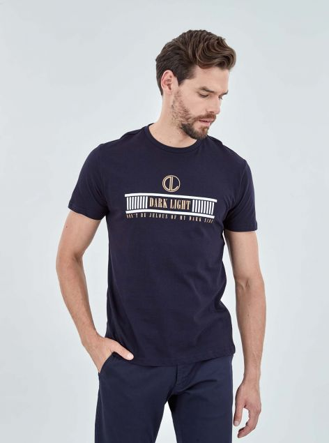 T-shirt Dark Light