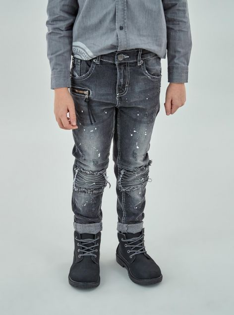Jeans Biker