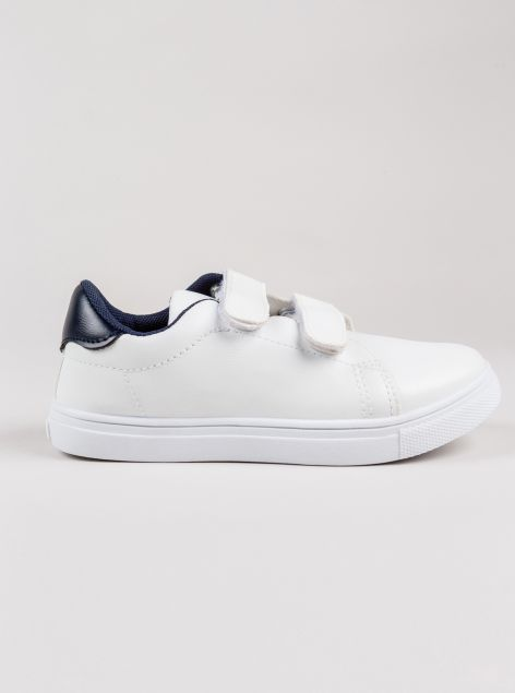 Sneakers con strappi
