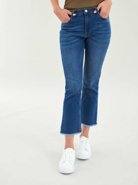 Jeans Mini Flare