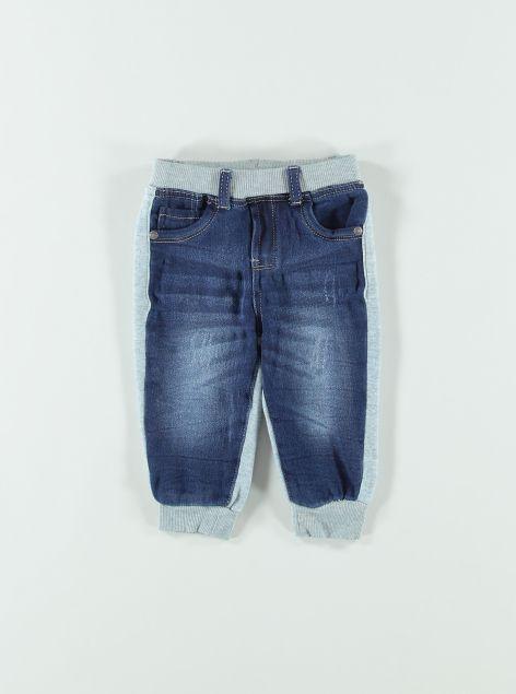Jeans combinato
