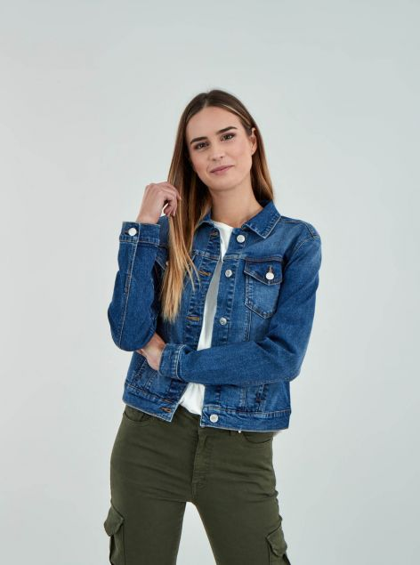 Giubbino Denim