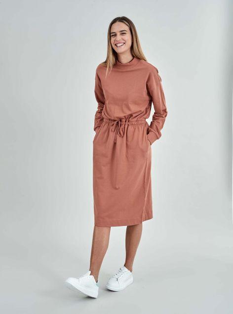 Vestito felpa