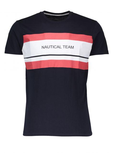 T-Shirt Nautical Team