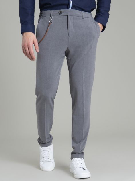 Pantaloni Slim Tapered Fit
