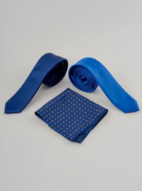 Cravatta 2pack con pochette