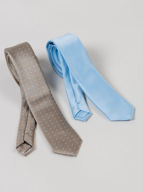 2Pack Cravatta da uomo