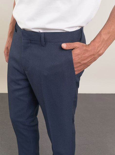 Pantaloni taglio classico da uomo