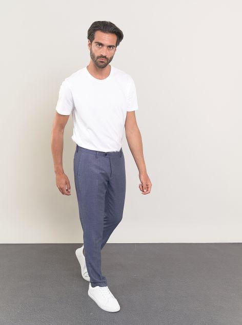 Pantaloni classici da uomo