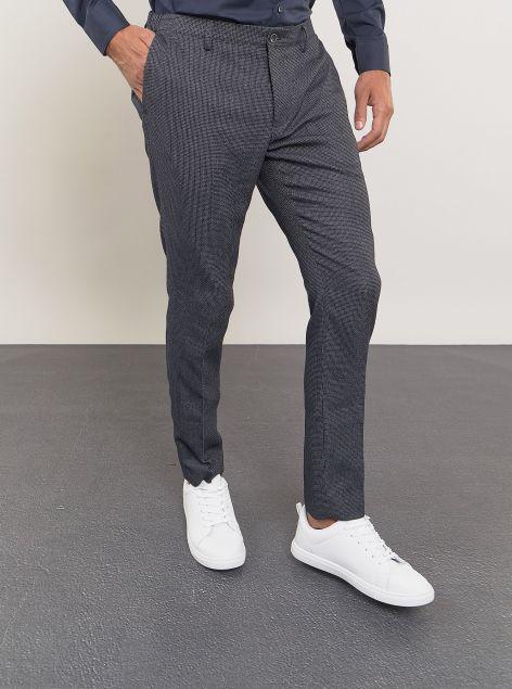 Pantaloni modello chino