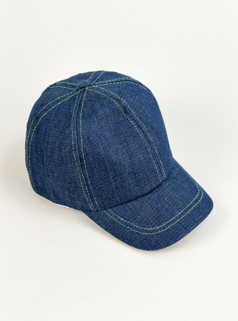 Cappello Denim