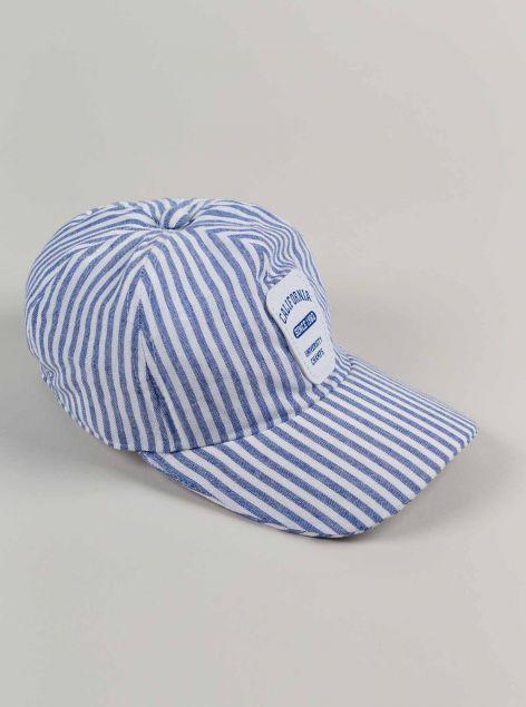 Cappello a righe