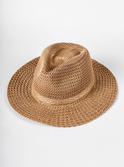Cappello tesa larga da uomo