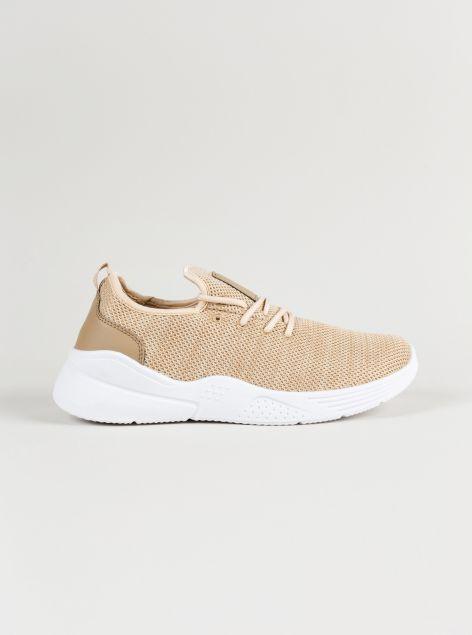Sneakers tessuto strutturato