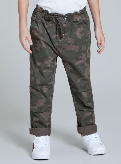Pantaloni camouflage