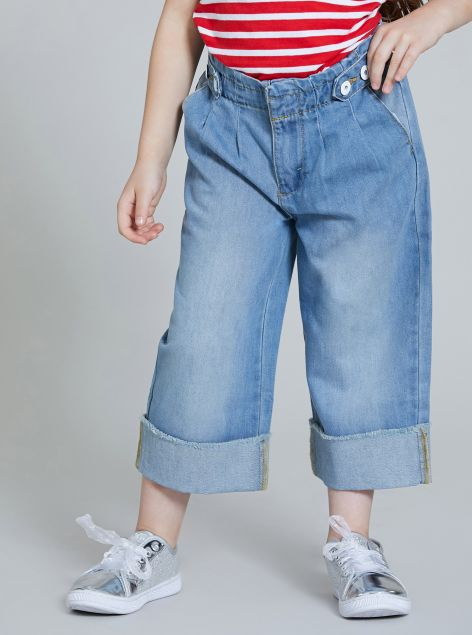 Jeans coulotte
