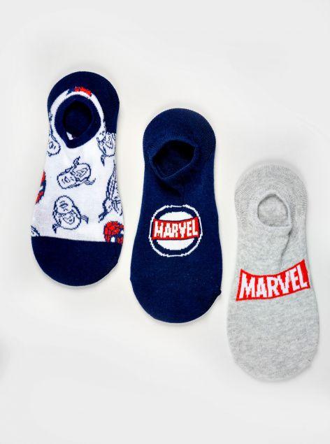 3Pack calzini Avengers by Marvel