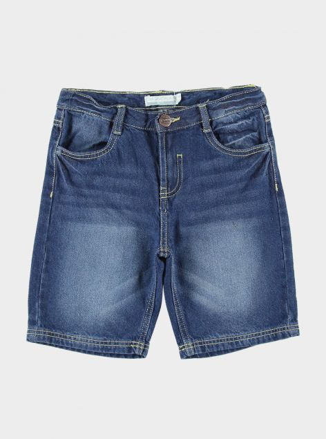 Bermuda Denim Basic
