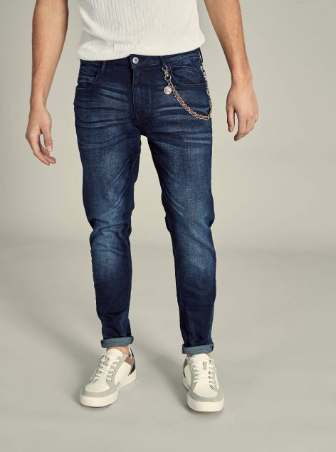 Jeans Slim Tapared Fit