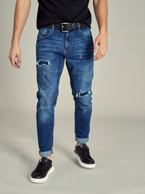 Jeans Slim Tapered Fit