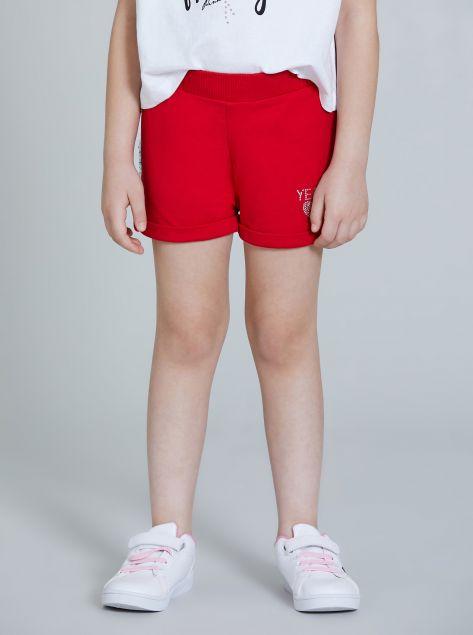 Shorts Paillettes
