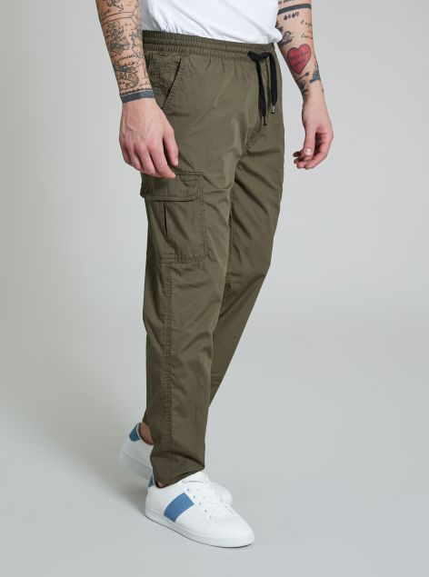 Pantaloni Loose Fit