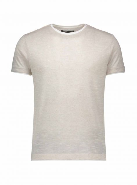 T-Shirt in tessuto fiammato