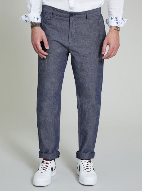 Pantaloni chino da uomo