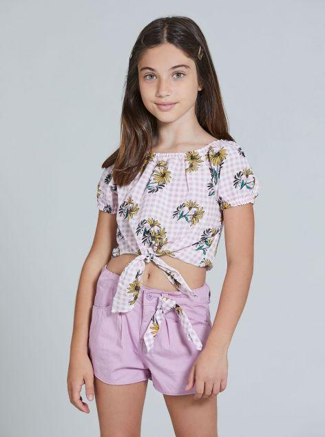 Camicia bambina