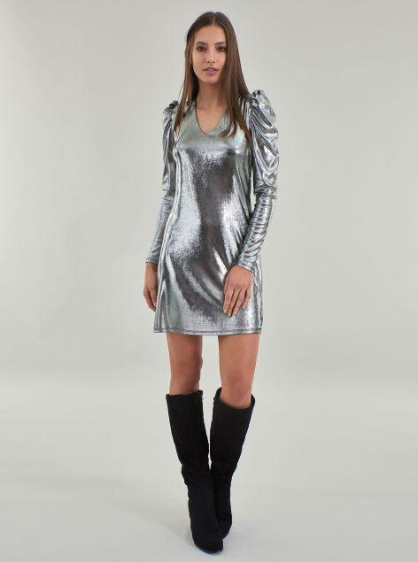 Vestito metallizzato