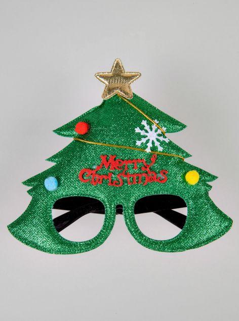 Occhiali natalizi