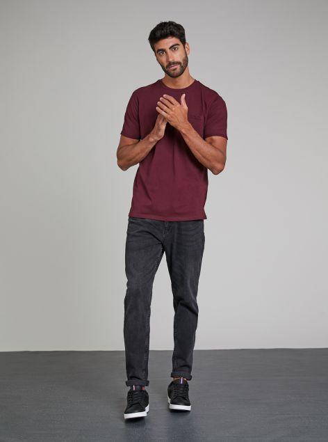 Jeans da uomo 5 tasche