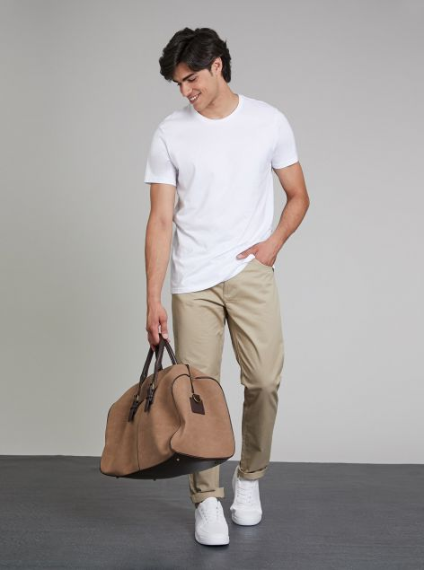 Pantaloni 5 tasche da uomo