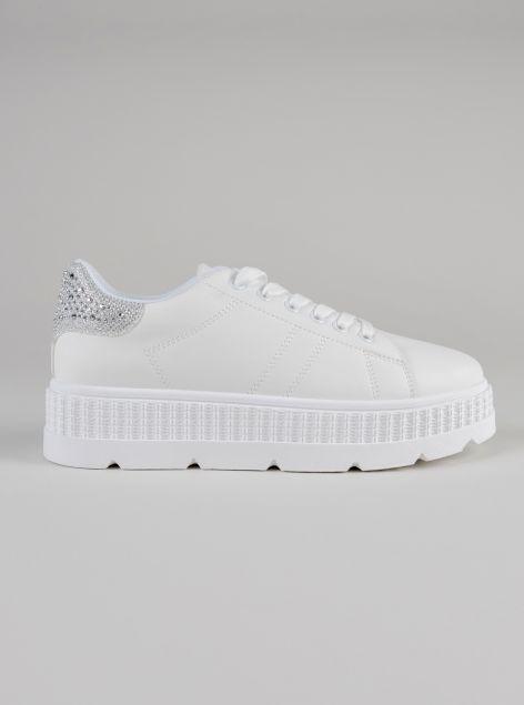 Sneakers con plateau
