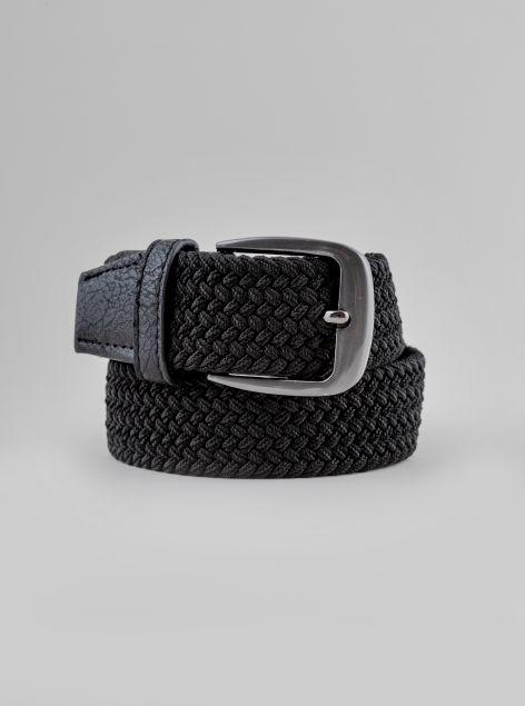 Cintura tessuto intrecciato