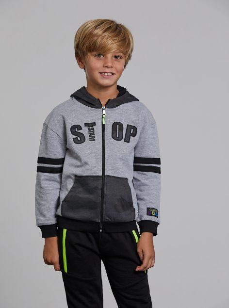 Felpa Stop