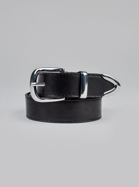 Cintura in ecopelle